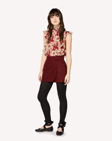 REDValentino SR0AEB454HQ A03 Top Woman d