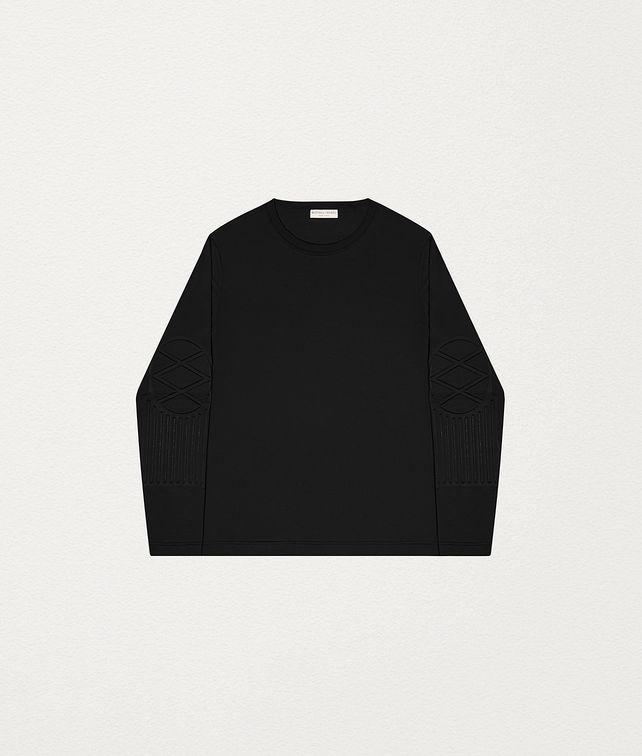 BOTTEGA VENETA コットンジャージー Tシャツ Tシャツ&ポロシャツ メンズ fp