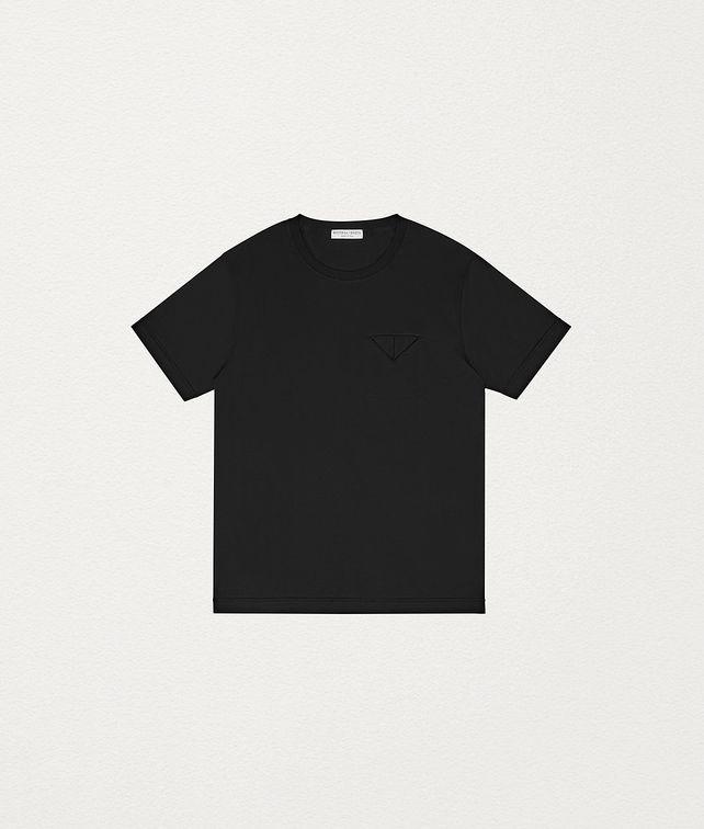 BOTTEGA VENETA T-SHIRT IN COTTON JERSEY T-Shirts and Polos Man fp