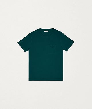 T-SHIRT IN COTTON JERSEY