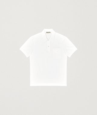 POLO IN COTTON PIQUET