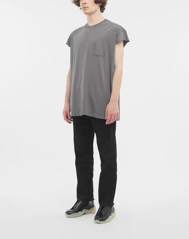 TOPS Décortiqué T-shirt Grey
