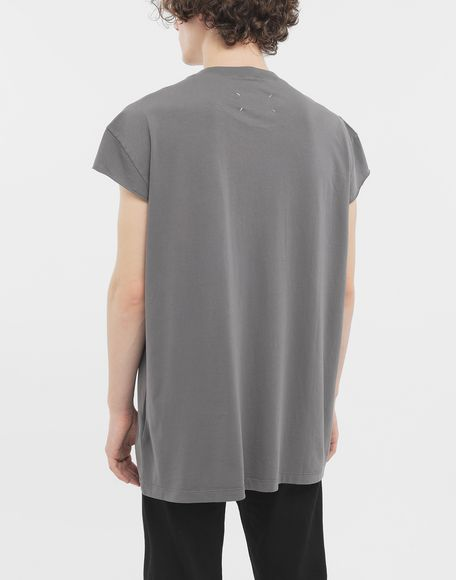 MAISON MARGIELA Décortiqué T-shirt Sleeveless t-shirt Man e