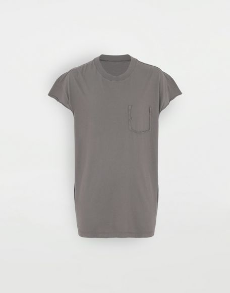 MAISON MARGIELA Décortiqué T-shirt Short sleeve t-shirt Man f