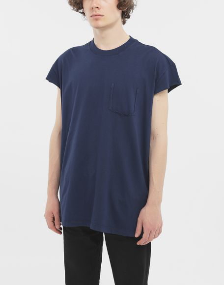 MAISON MARGIELA Décortiqué T-shirt Short sleeve t-shirt Man r