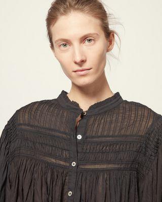 ISABEL MARANT ÉTOILE 衬衫与罩衫 女士 LALIA 衬衫 r