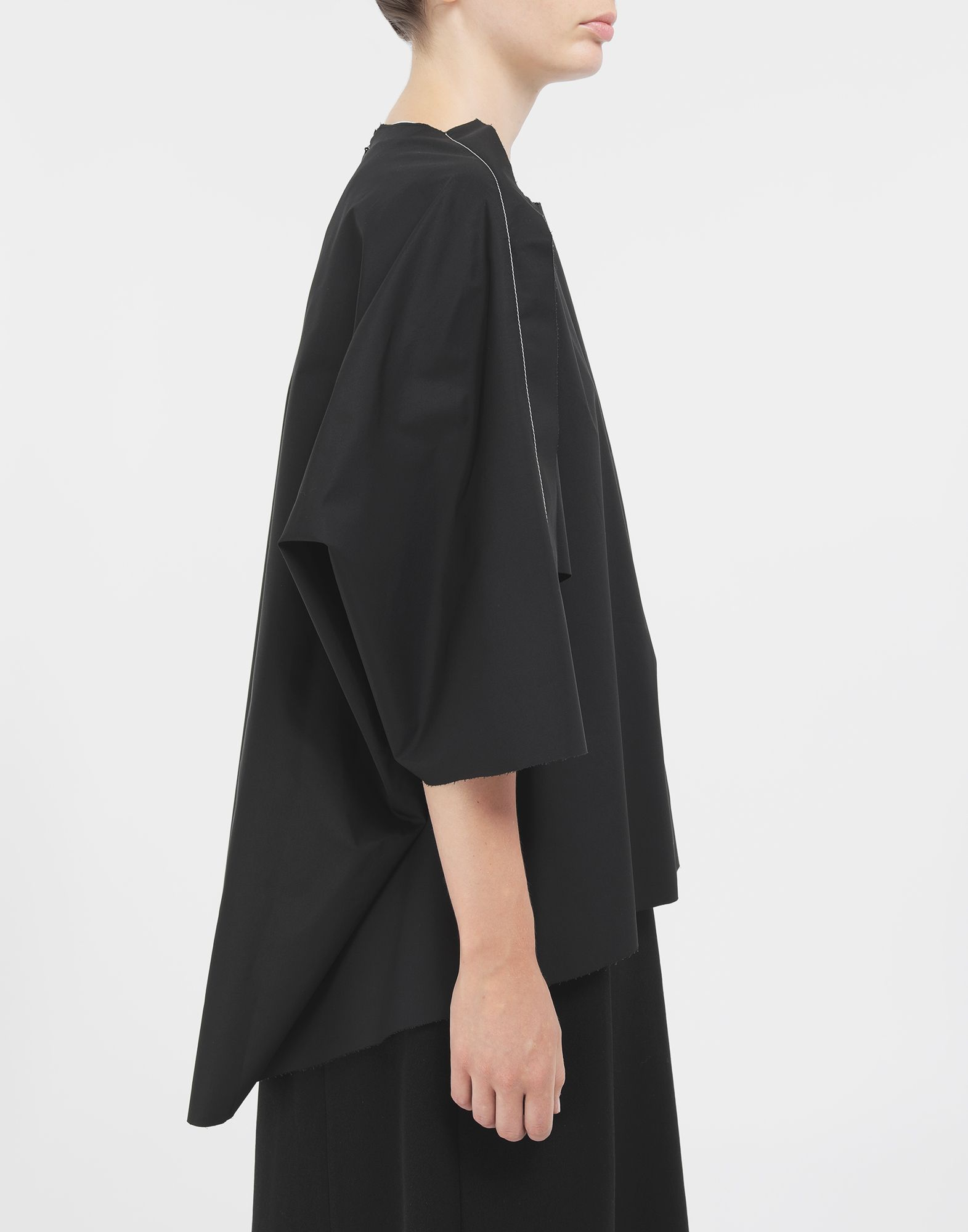 MAISON MARGIELA Outline blouse Top Woman b