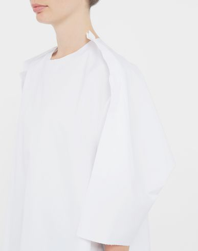TOPS Outline blouse White