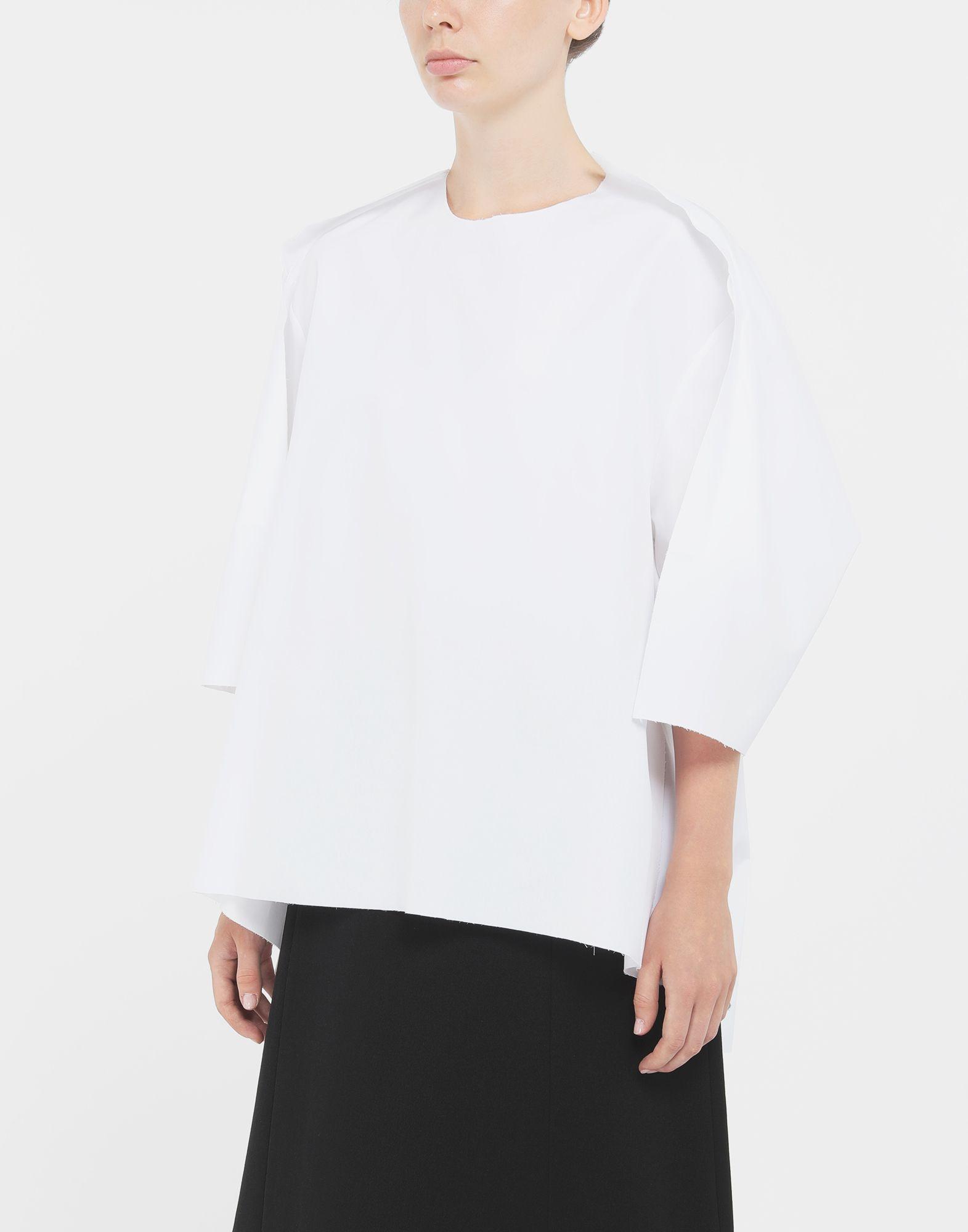 MAISON MARGIELA Outline blouse Top Woman r