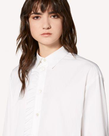 REDValentino SR0AB1Z00ES 001 Shirt Woman e