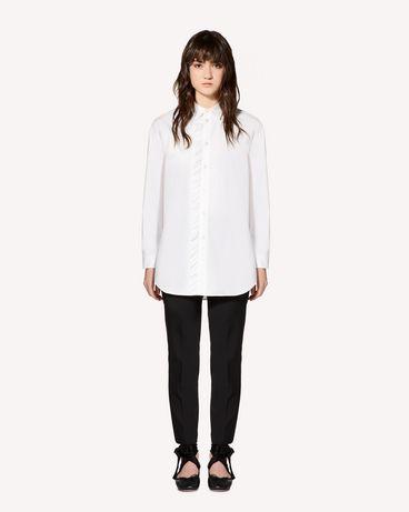 REDValentino SR0AB1Z00ES 001 Shirt Woman f