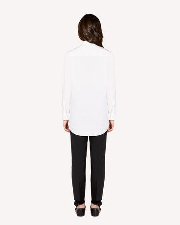 REDValentino SR0AB1Z00ES 001 Shirt Woman r