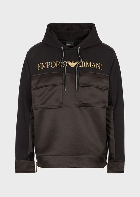 EMPORIO ARMANI Hoodie Man d