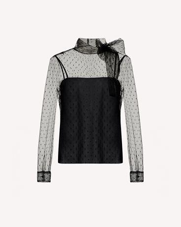 REDValentino SR0AB1Y01GK 0NO Shirt Woman a