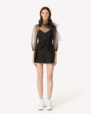 REDValentino SR0AB1Y01GK 0NO Shirt Woman f