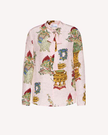 REDValentino Shirt Woman SR0ABB054HP KY0 a