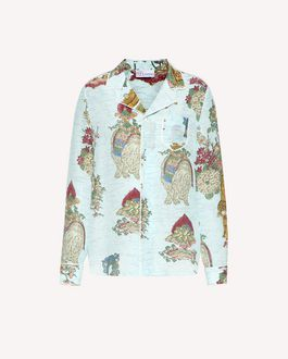 REDValentino Shirt Woman SR3ABB2023H 0NO a