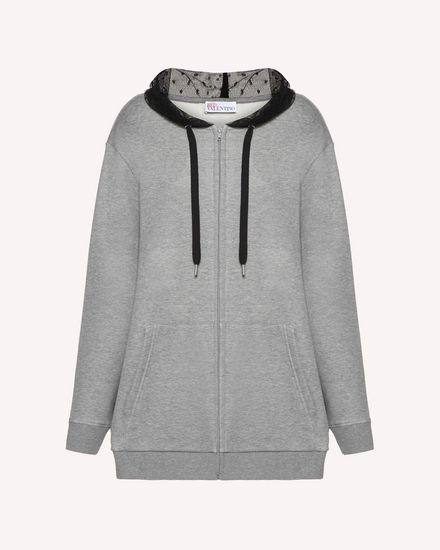REDValentino Sweatshirt Woman SR0MF02I4P4 L80 a