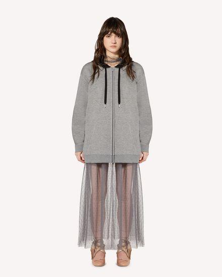 REDValentino Sweatshirt Woman SR0MF02I4P4 L80 f