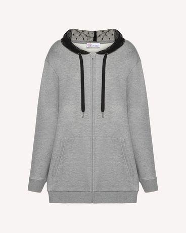 REDValentino SR0MF02I4P4 L80 Sweatshirt Woman a