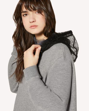 REDValentino SR0MF02I4P4 L80 Sweatshirt Woman e