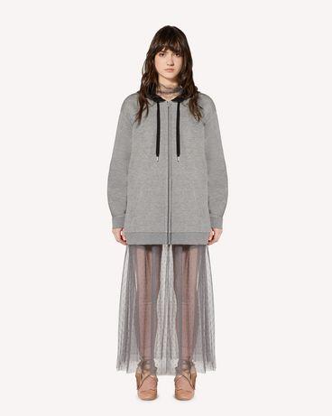 REDValentino SR0MF02I4P4 L80 Sweatshirt Woman f