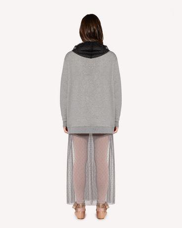REDValentino SR0MF02I4P4 L80 Sweatshirt Woman r