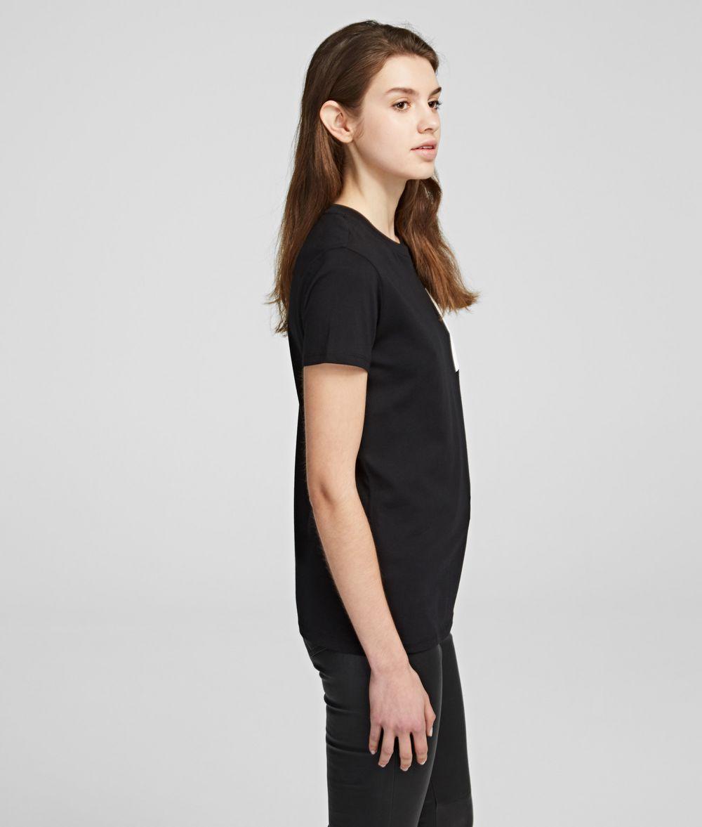 KARL LAGERFELD K/Ikonik T-Shirt T-shirt Woman d