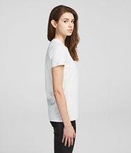 KARL LAGERFELD K/Ikonik Karl T-Shirt 9_f
