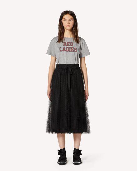 REDValentino T-Shirt Woman SR0MG04D4PQ 080 f