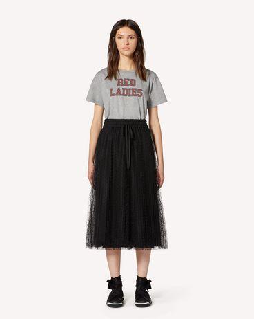 REDValentino SR0MG04D4PQ 080 T-Shirt Woman f