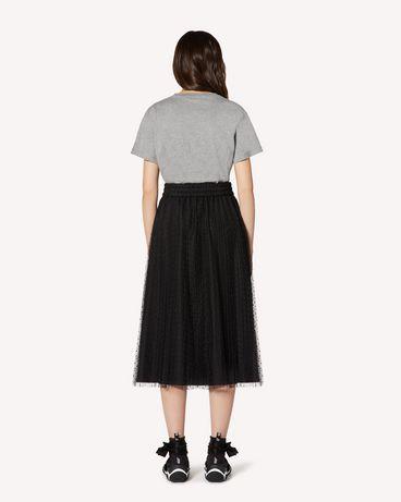 REDValentino SR0MG04D4PQ 080 T-Shirt Woman r