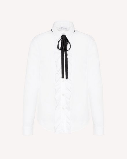 REDValentino Shirt Woman SR0ABB354J1 001 a