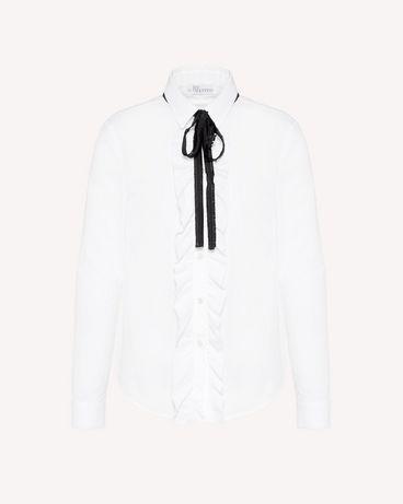 REDValentino SR0ABB354J1 001 Shirt Woman a