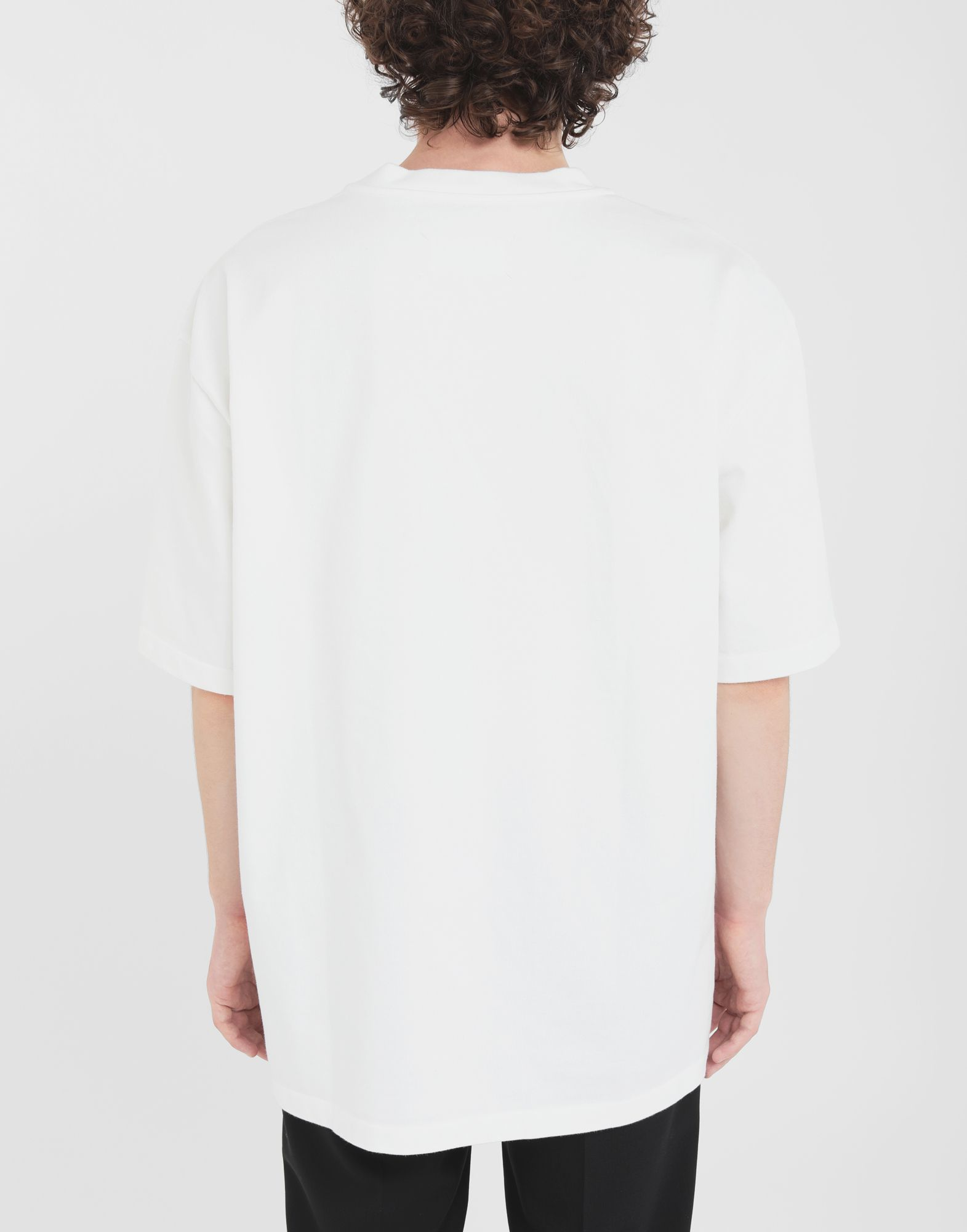 MAISON MARGIELA 'Caution' Tシャツ  T シャツ メンズ e