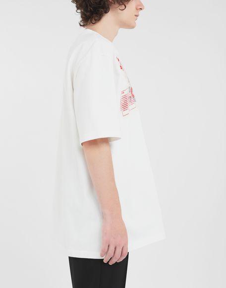 MAISON MARGIELA 'Caution' T-shirt Short sleeve t-shirt Man b