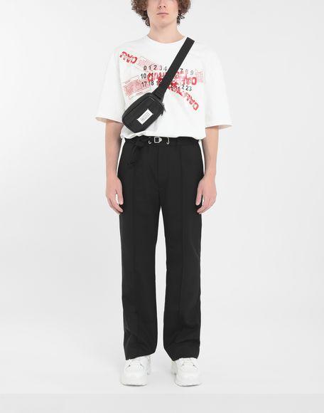 MAISON MARGIELA 'Caution' T-shirt Short sleeve t-shirt Man d