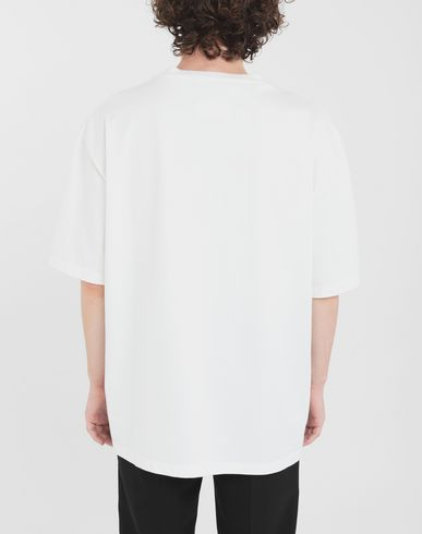 TOPS & TEES Logo T-shirt White
