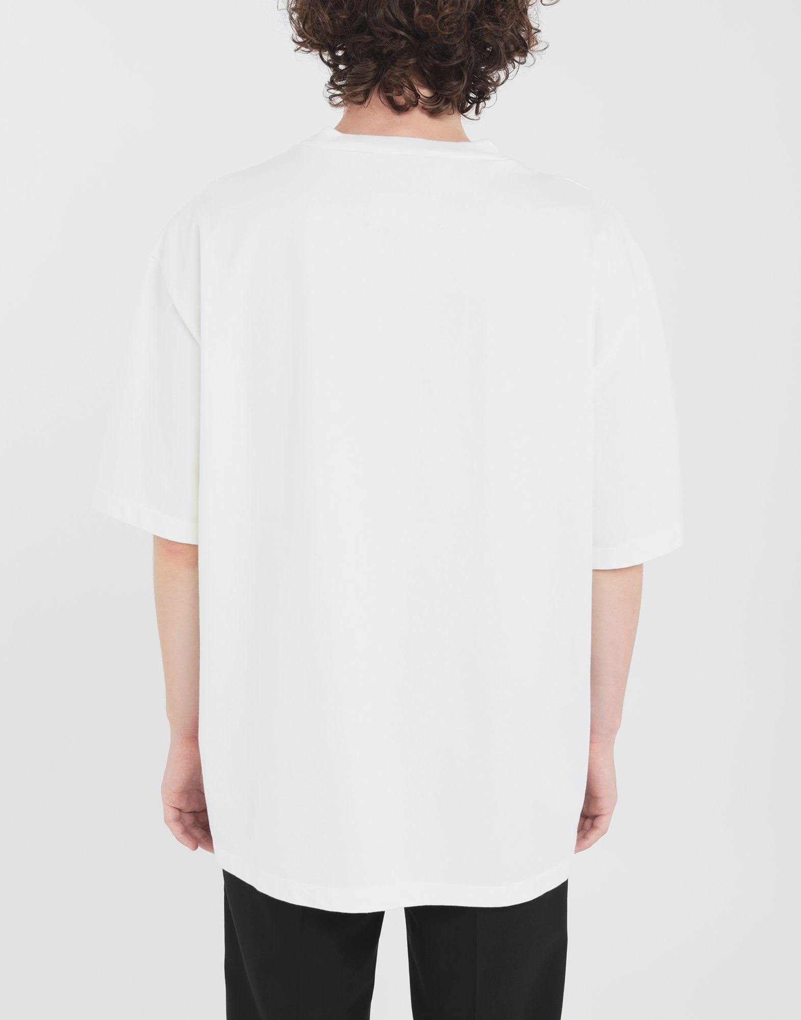 MAISON MARGIELA T-Shirt mit Logo Kurzärmliges T-Shirt Herren e