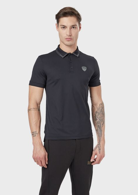 dd852ead EA7 Polo Shirts Men | Emporio Armani