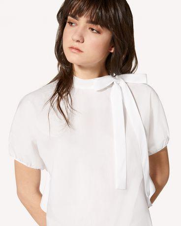 REDValentino SR0AAA754HC 001 Shirt Woman e
