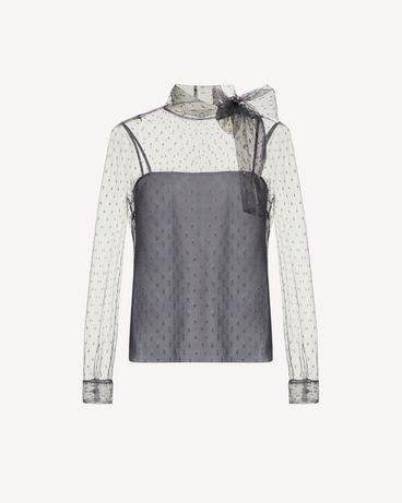 REDValentino SR0AB1Y01GK 080 Shirt Woman a