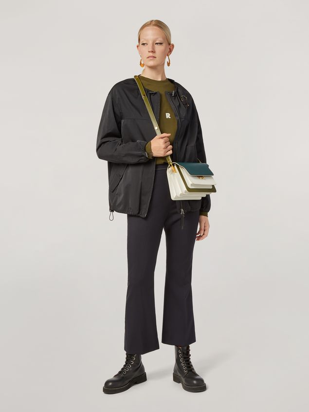 Marni Long-sleeved T-shirt in cotton jersey Marni print Woman - 5