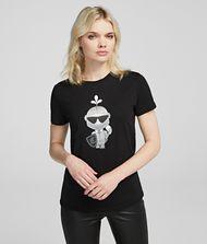 KARL LAGERFELD Karl's Treasure Knight T-Shirt 9_f