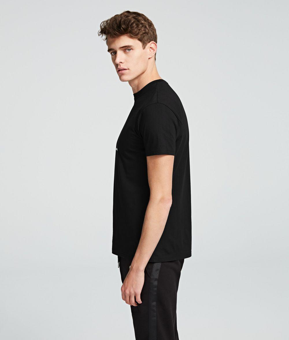 KARL LAGERFELD Essential Logo T-Shirt T-shirt Man d