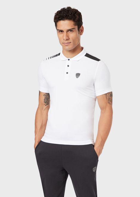Camisa de tipo polo