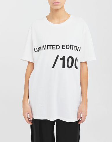 TOPS Unlimited Edition T-shirt White