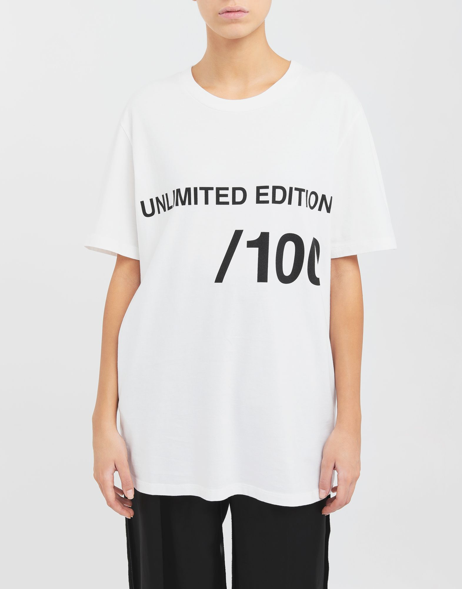 MM6 MAISON MARGIELA Unlimited Edition T-shirt Short sleeve t-shirt Woman r