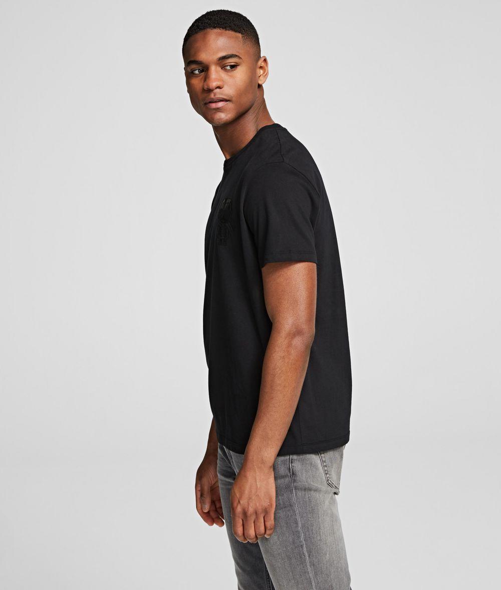 KARL LAGERFELD IKONIK T-SHIRT T-shirt Man d