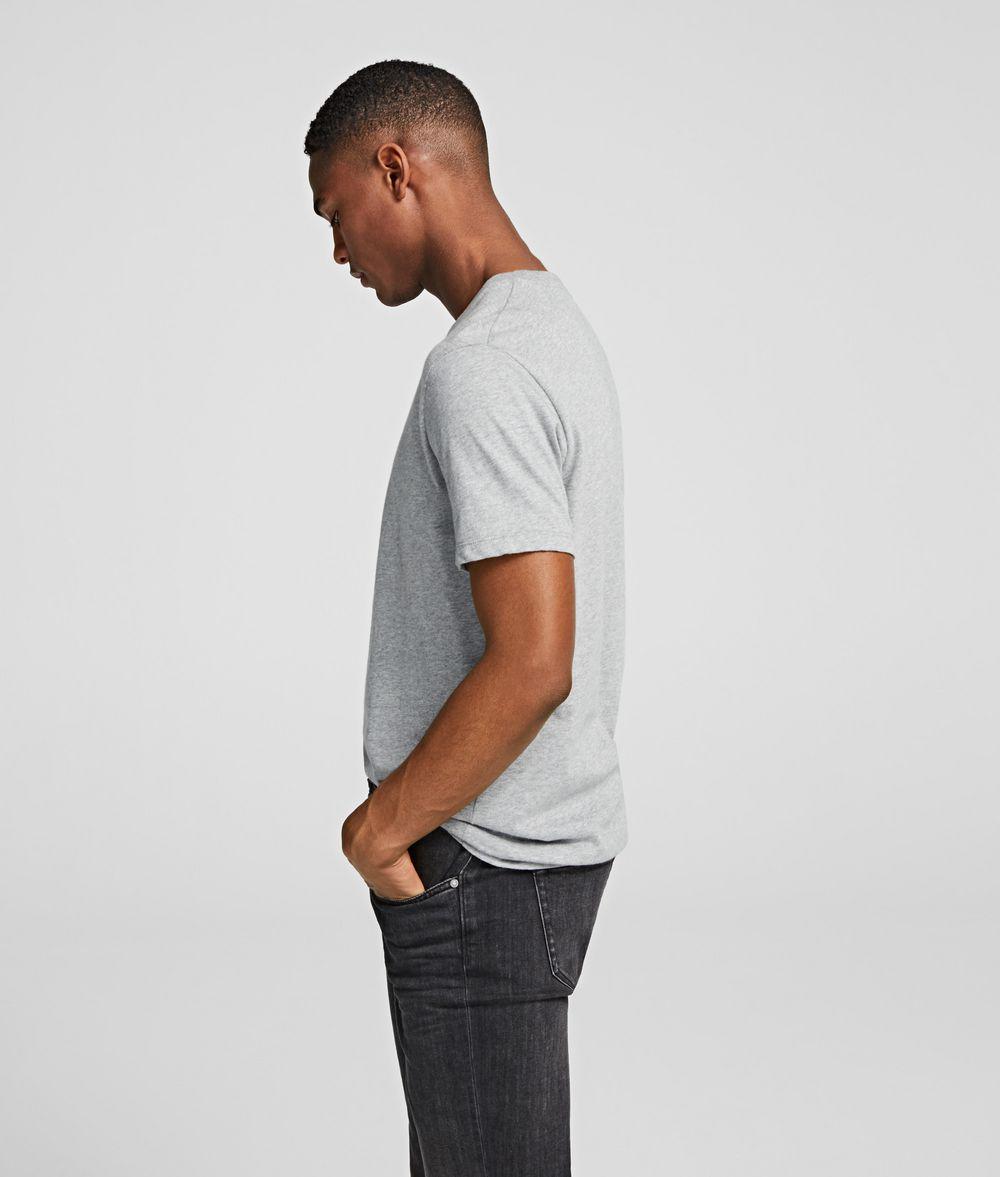 KARL LAGERFELD KARL IKONIK T-SHIRT T-shirt Man d